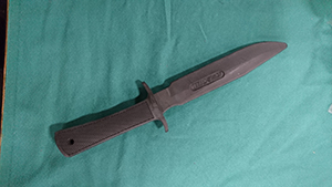 Training Fighting Knife