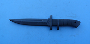 Training Subhilt Fighting Knife