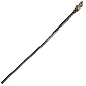 Illuminated Staff of Gandalf