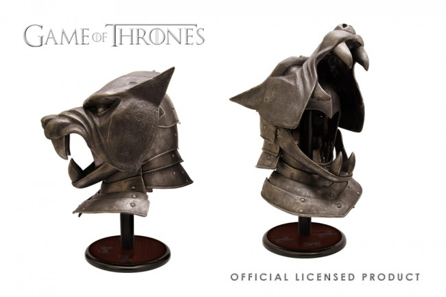 Hounds Helm - Wearable - Game of Thrones