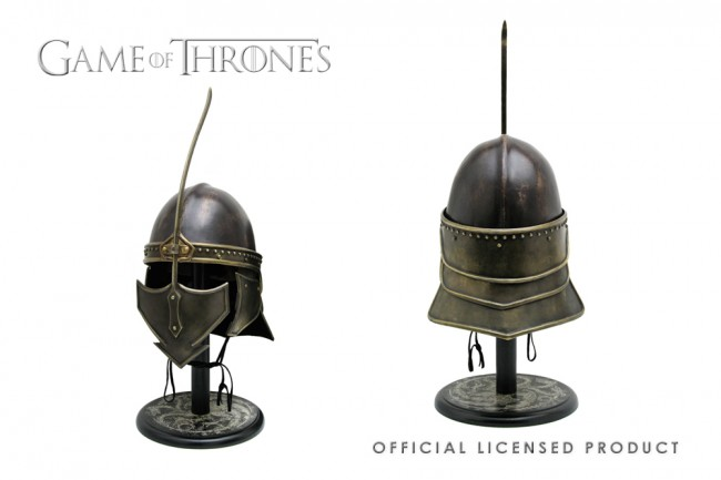 Unsullied Helm - Wearable - Game of Thrones